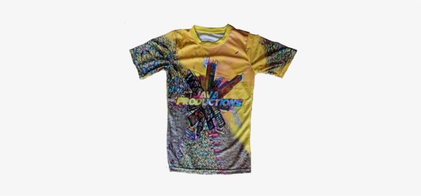 Get A Custom All Over Print Shirt, Designed To Your - Design, transparent png #3788859