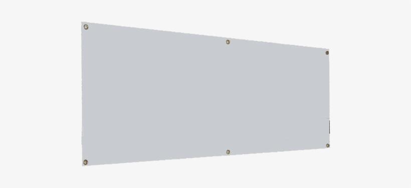 24″ X 48″ Scrim Banner - Blank Vinyl Banner, transparent png #3789381