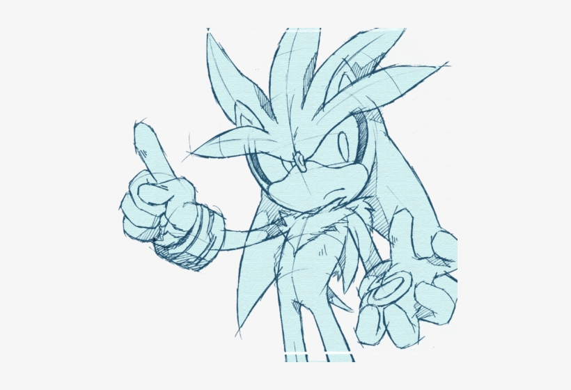 Wallpaper 042 Silver 02 Pc Sonic Channel Free Transparent Png