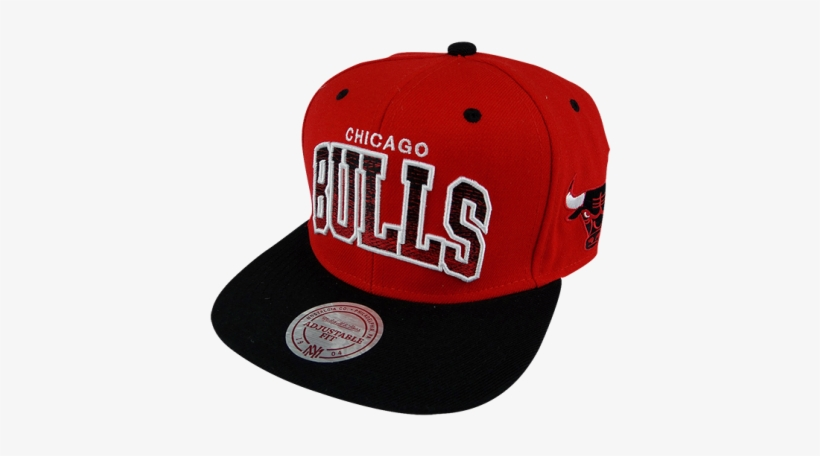 Mitchell & Ness Bulls Snapback Now Available At Foot - Mitchell & Ness Nba Gradient Chicago Bulls Cap, transparent png #3792038