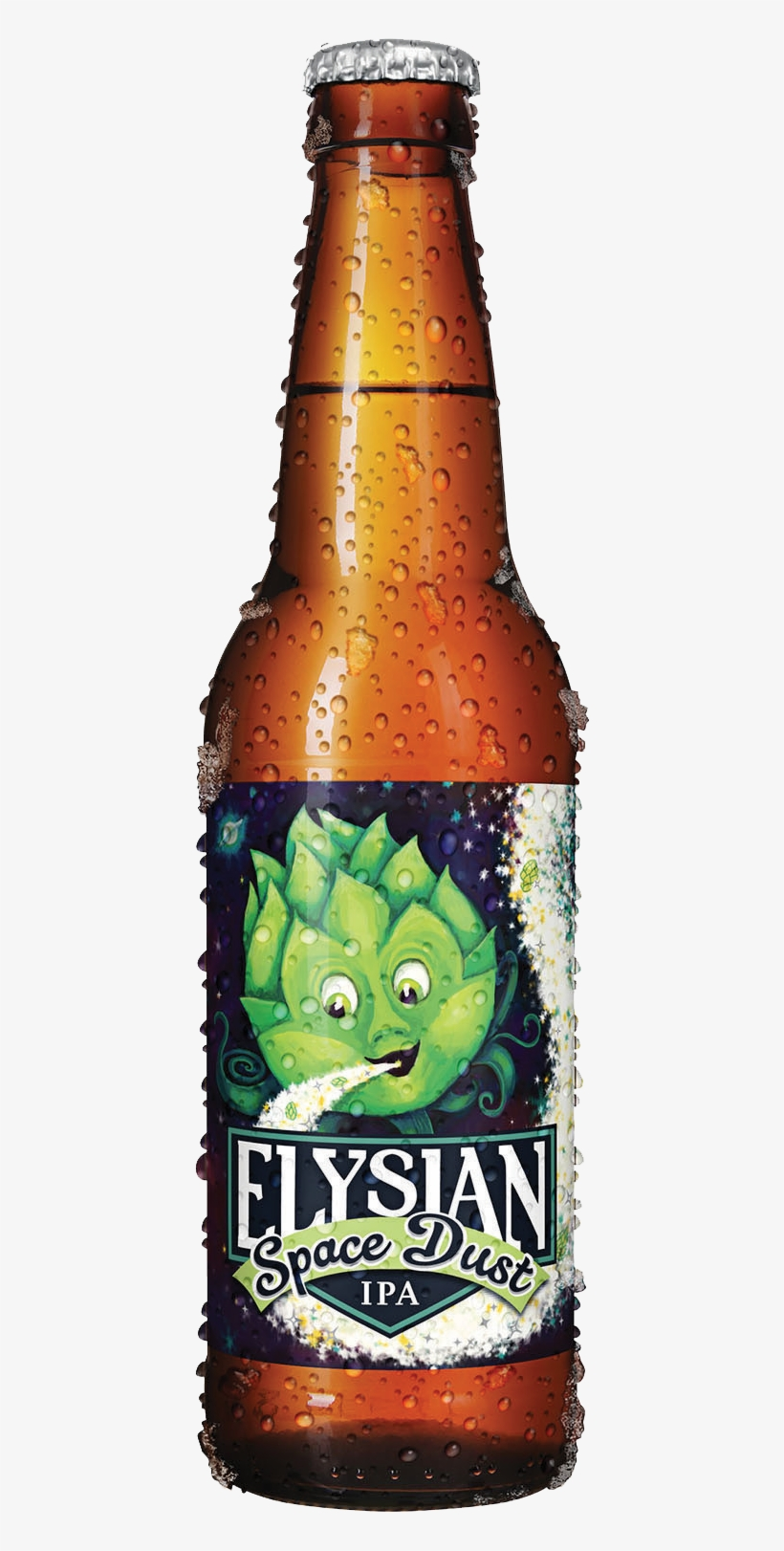 Craft Beers - Elysian Space Dust 22oz, transparent png #3793034