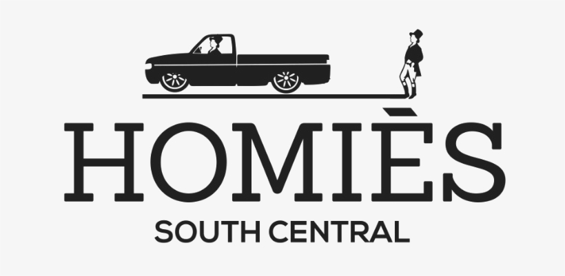 Homies Homies - Homies South Central Logo, transparent png #3794432