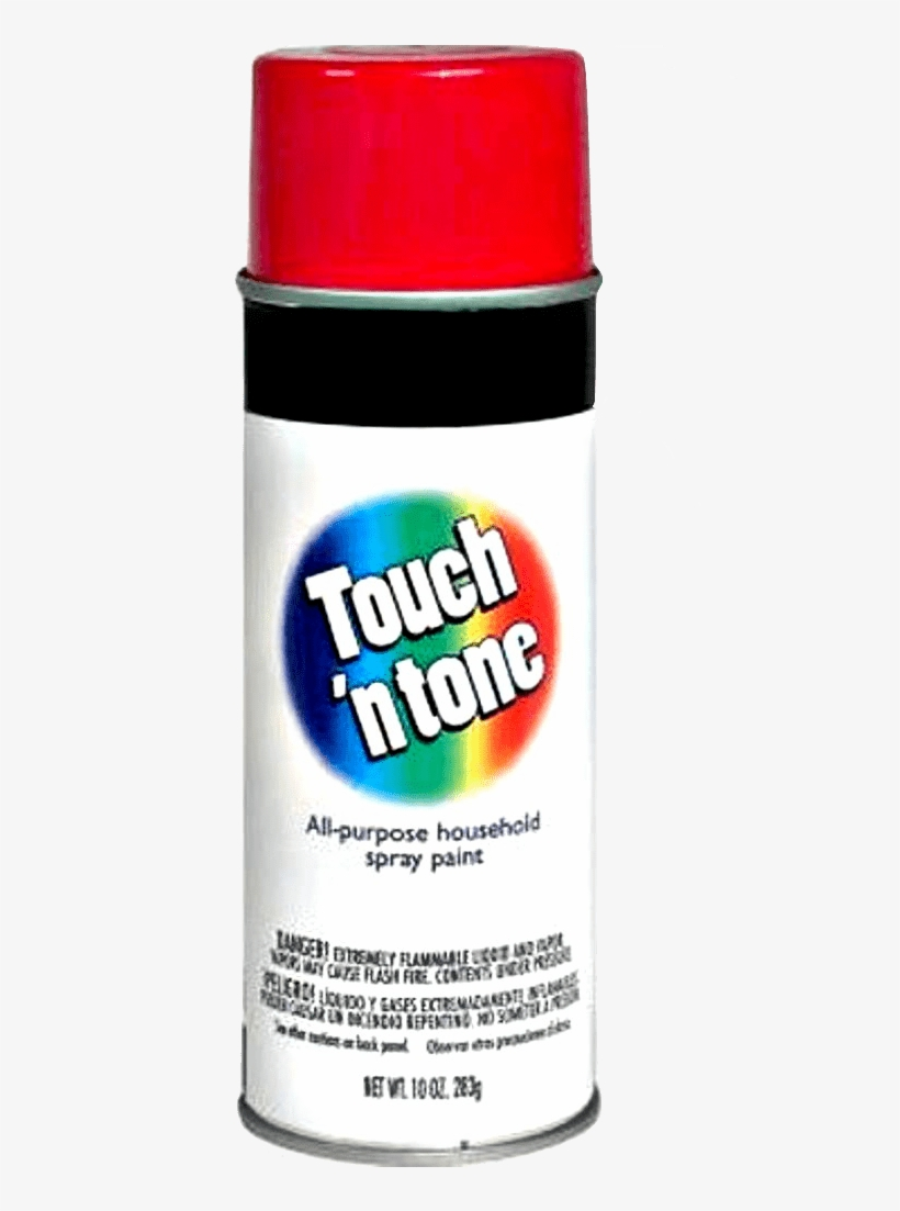 Paint Spray Cherry Red - Touch N Tone Spray Paint Sds, transparent png #3799829