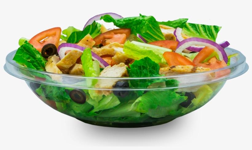 Grilled Chicken Salad - Chicken Salad, transparent png #380887