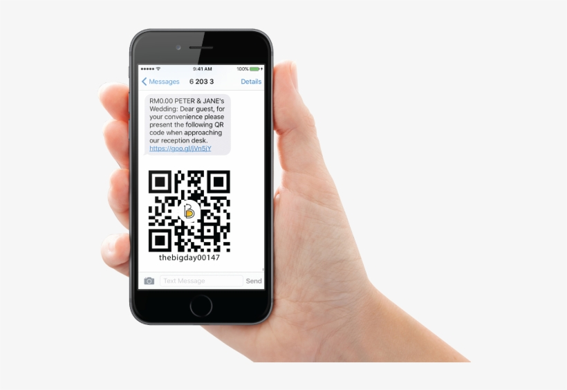 Wedding Guest Self Check-in Qrcode - Business Class Language Solutions, transparent png #381012