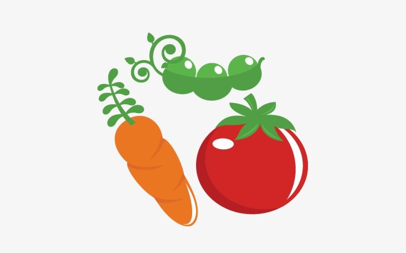 Garden Veggies Svg Files Garden Vegetables Svg Cut - Vegetables Svg, transparent png #381890
