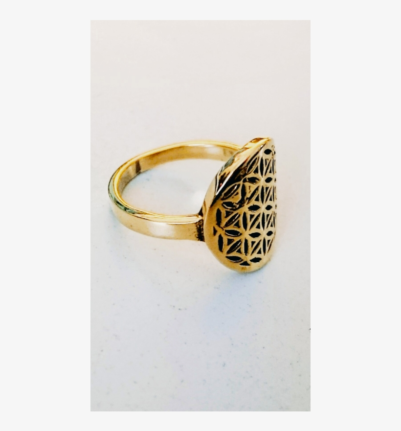 Flower Of Life Ring - Overlapping Circles Grid, transparent png #382293