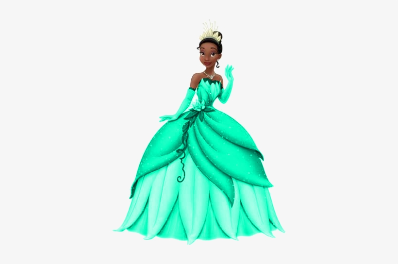 2009 Tiana - Dress Like Princess Tiana, transparent png #384460
