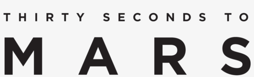 30 Seconds To Mars Transparent Image - 30 Seconds To Mars, transparent png #384567