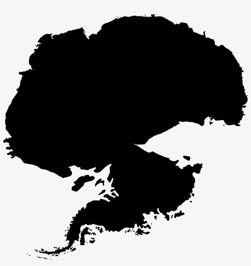 Font Antarctica Comments - Antarctica, transparent png #385266