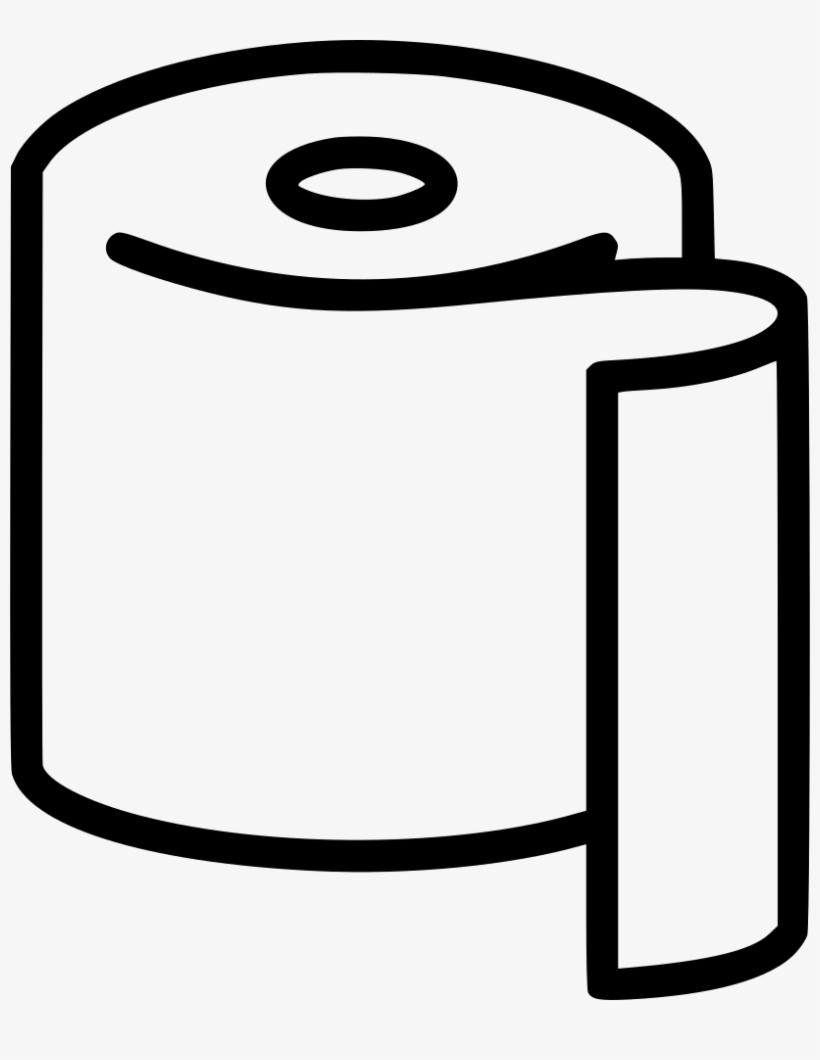Png File Svg Toilet Paper Icon Transparent Free Transparent Png Download Pngkey
