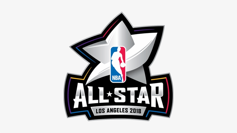 2018 Nba All-star Game Logo - 2018 Nba All Star Game Logo, transparent png #388609