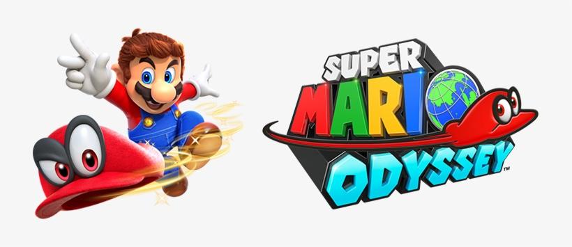 Super Mario Odyssey Logo Png Image Library Stock Super Mario
