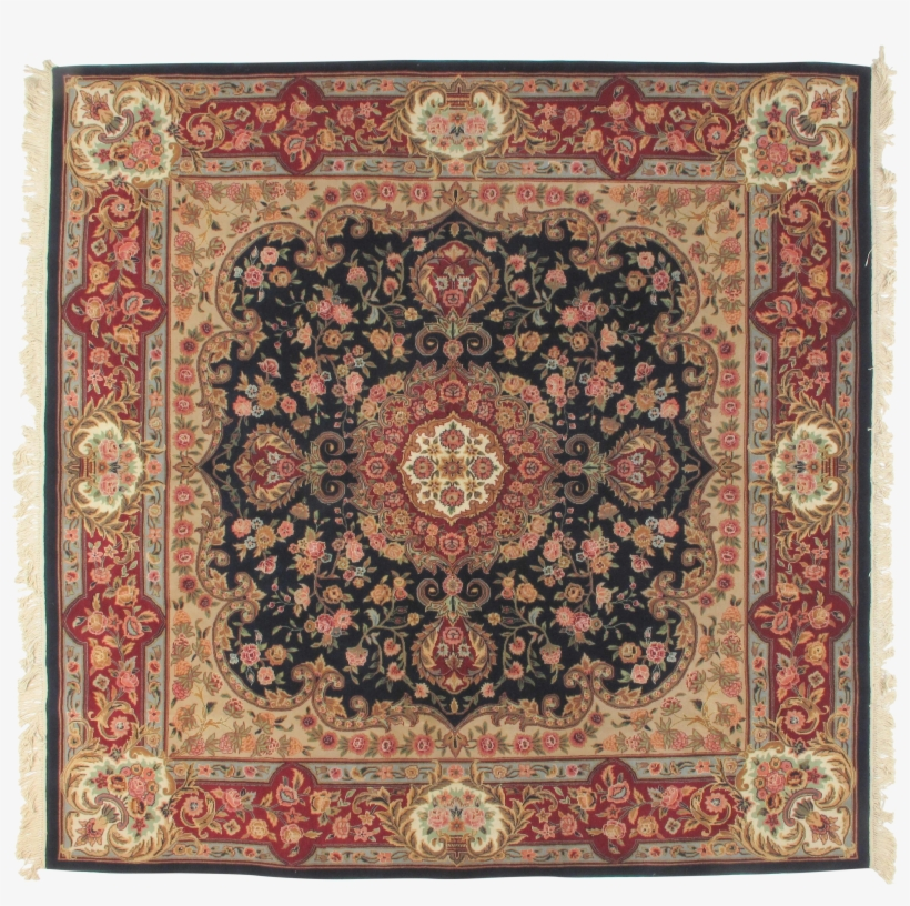 Square Sino Persian Carpet