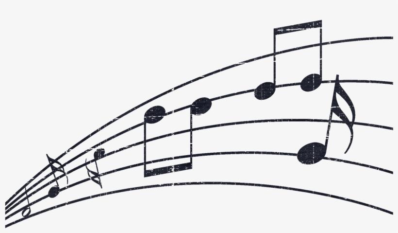Notas Fon Gifs De Pentagramas Musical Free Transparent Png