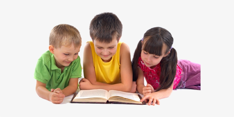 Is Bringing My Bible Really That Important - Children Reading Bible, transparent png #3810548