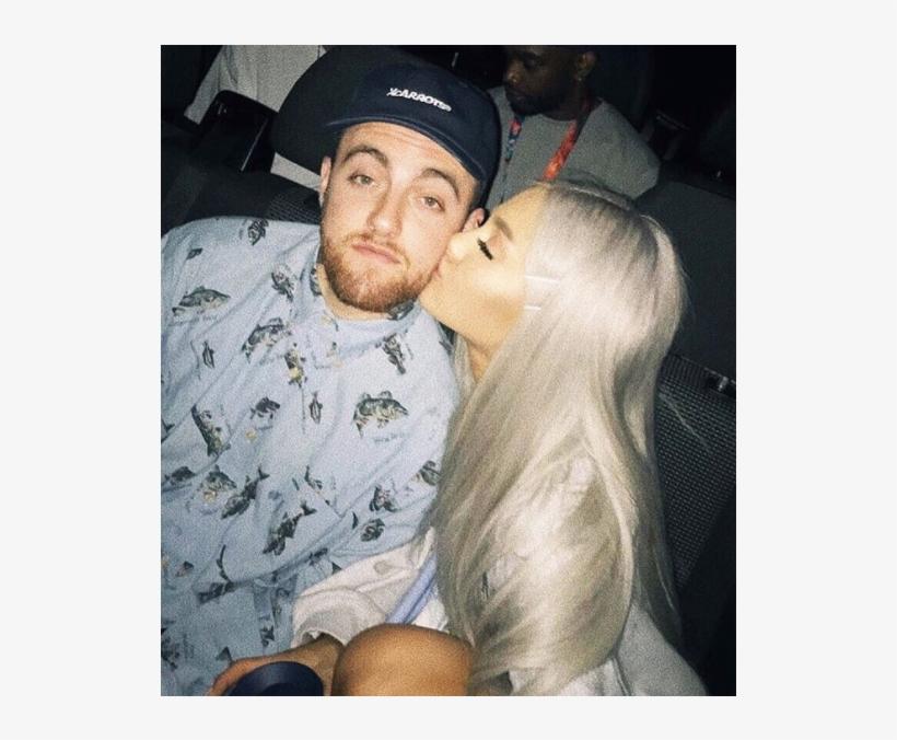 """Ariana Grande Et Mac Miller, La Rupture """"ils S'aimeront - Ariana Grande Response To Mac Miller Death, transparent png #3811323"""