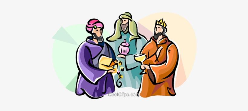 Christmas Gift Cartoon