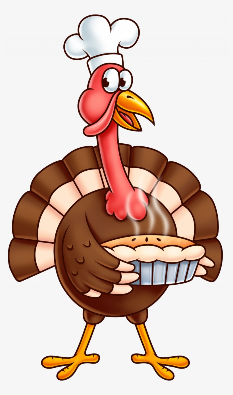 28 Collection Of Free Animated Thanksgiving Turkey - Thanksgiving Turkey Clipart, transparent png #3823618