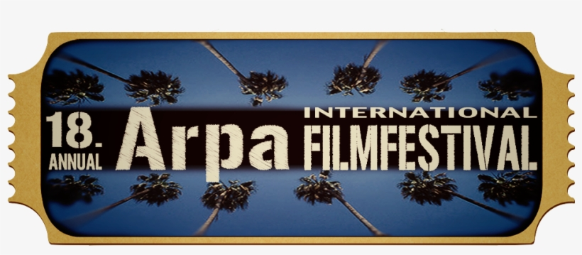 What You Need To Know About Arpa Film Festival - Film, transparent png #3823901