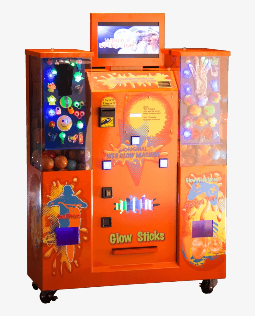 While Only Using 4 Square Feet The Web Glow Machine - Original Web Glow Machine, transparent png #3826087