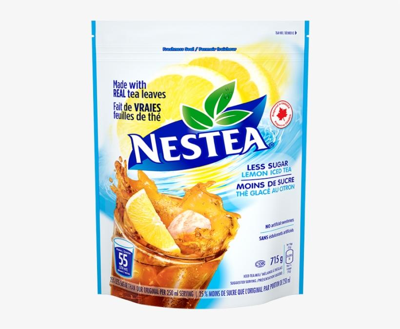 Alt Text Placeholder - Nestea Iced Tea, Lemon 16.9-ounce Plastic Bottles, transparent png #3826985