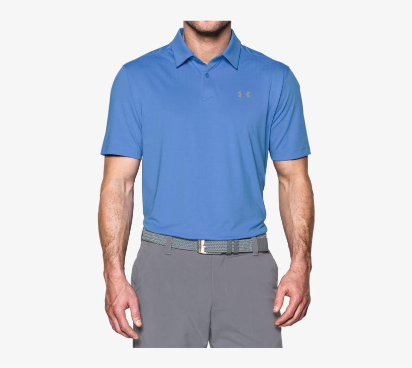 Men's Ua Coolswitch Ice Pick Polo - Ua 有 領 Polo, transparent png #3829686