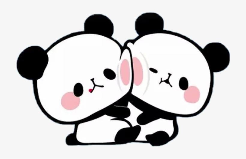 Report Abuse - Mochi Mochi Panda Love, transparent png #3829779