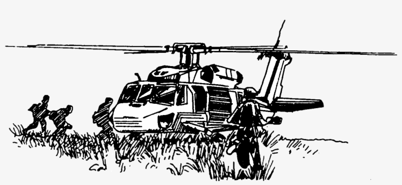 Just Helicopter Coloring Pages Blackhawk Free
