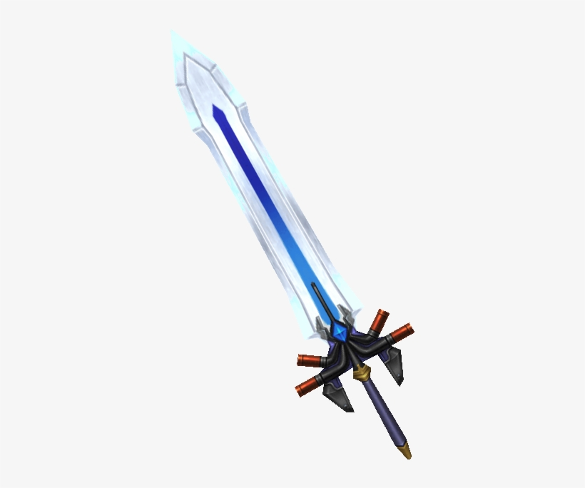 "Just A ""simple"" Weapon Model Replacement, Nothing Terribly - Final Fantasy Sword Designs, transparent png #3832959"