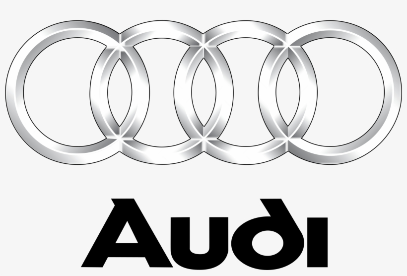 Audi Logo Png Transparent - Audi Car Logo Vector, transparent png #3833424