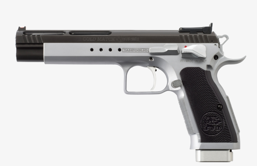 Witness Match Xtreme - 9mm Air Gun Pistol, transparent png #3837023