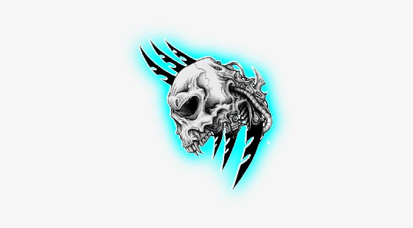 Tribal Skull Tattoos Clipart Medium - Png Of Best Tattoo, transparent png #3839436