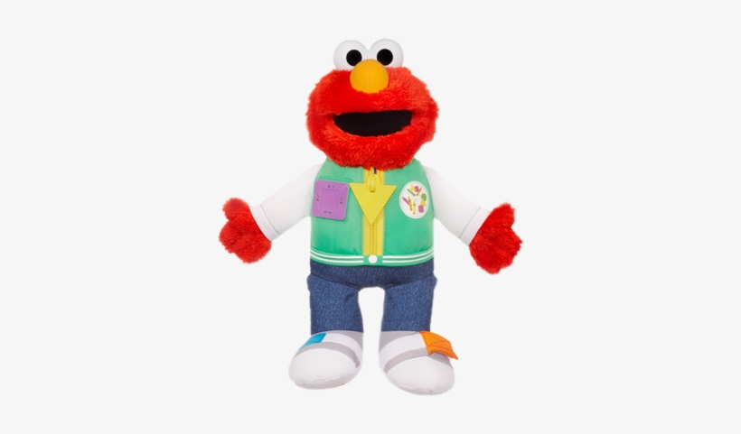 Hasbro Playskool Sesame Street Steps To School Ready - Playskool Sesame Street Steps To School Ready, transparent png #3841615