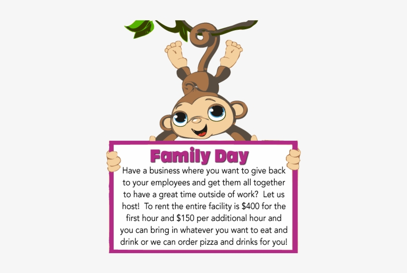 Hanging Baby Monkey Shower Curtain, transparent png #3844423