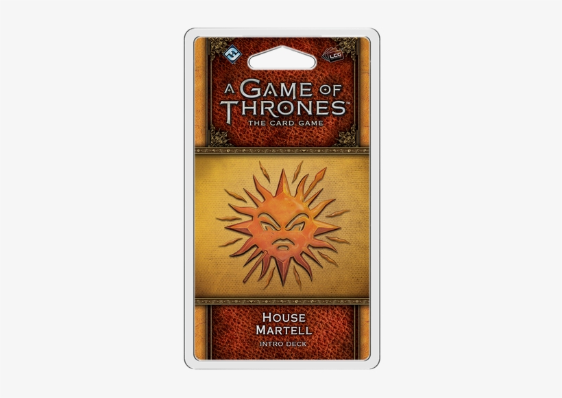 A Game Of Thrones Lcg - Game Of Thrones Lcg House Of Thorns Expansion, transparent png #3848575