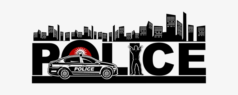 Police Party Supplies - Police Decorations Party, transparent png #3849217
