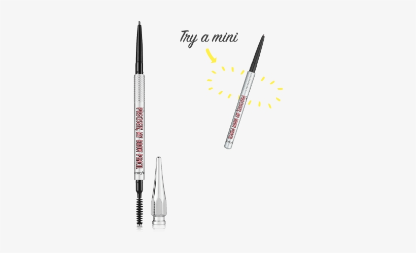 Precisely, My Brow Eyebrow Pencil - Benefit Cosmetics Precisely, My Brow Eyebrow Pencil, transparent png #3856007