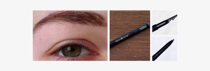 A Pencil Is Probably The Most Used Tool To Fill In - Eyebrows Without Pencil, transparent png #3856302