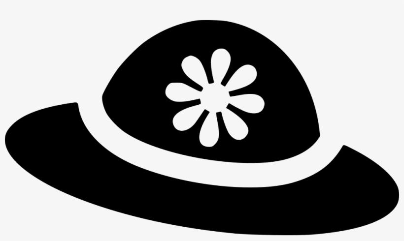 Beach Hat - - Hat, transparent png #3856360