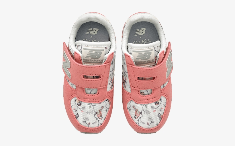 New Balance Kids Velcro 220 In Little Birds, £35 - Cath Kidston New Balance Kids, transparent png #3856455