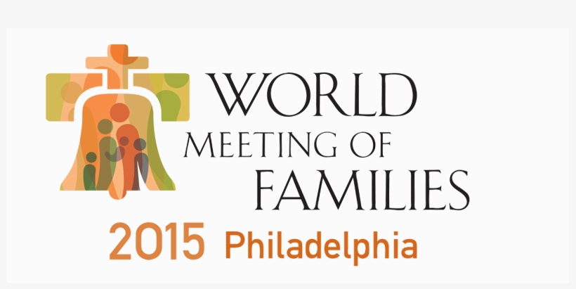 Love Is Our Mission - World Meeting Of Families 2015, transparent png #3866744