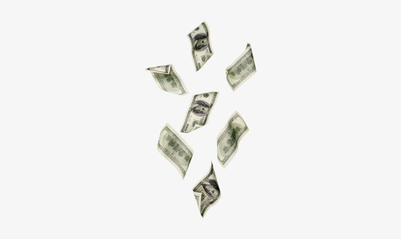 Falling Money - Money, transparent png #3867995