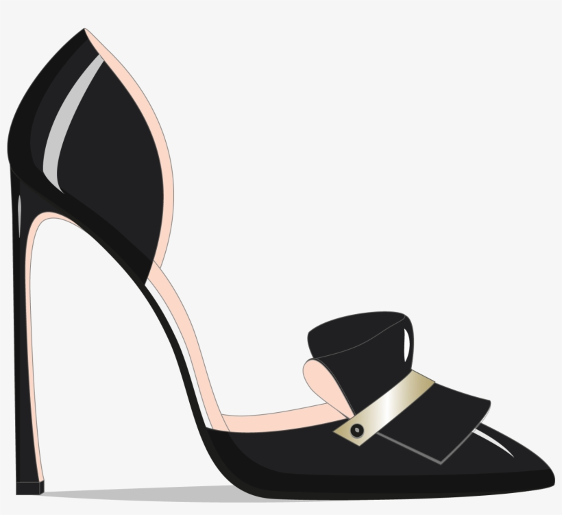 Pin By Claudine On Shoes - High-heeled Shoe, transparent png #3870049