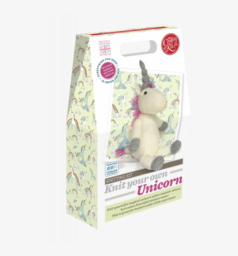 Knit Your Own Unicorn Kit, transparent png #3870436