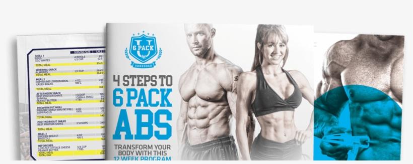 6-pack Abs - Bpi 6 Pack University, transparent png #3872305