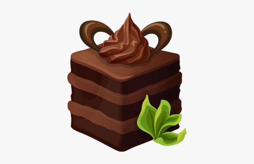 Gateau Au Chocolat Png Tube Gateau Au Chocolat Dessin Free