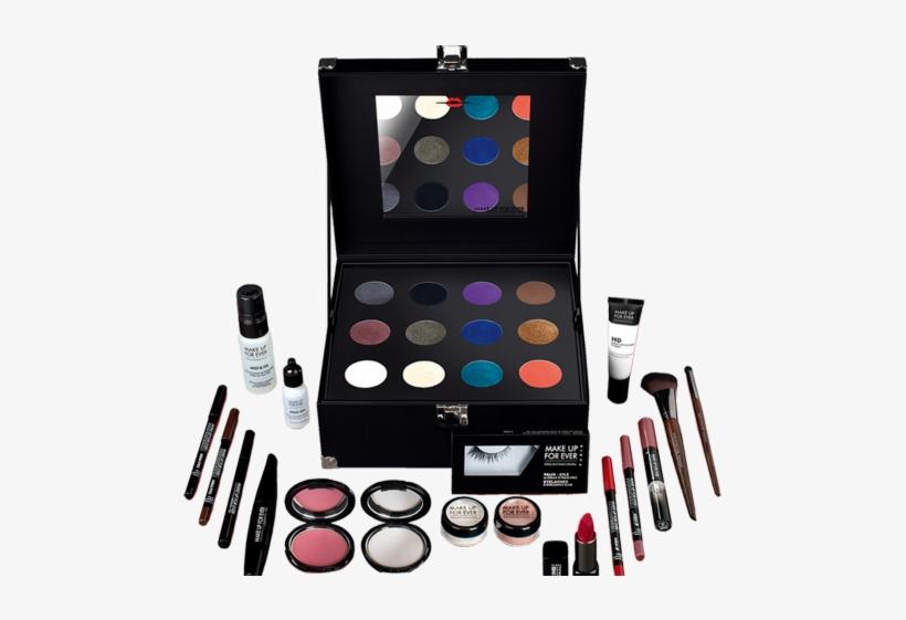 Makeup Kit Products Png Transparent Images - Make Up For Ever, transparent png #3876233