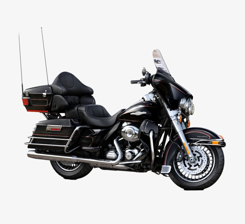 2013 Harley-davidson Ultra Classic Electra Glide - 2013 Harley Davidson Ultra Classic, transparent png #3878072