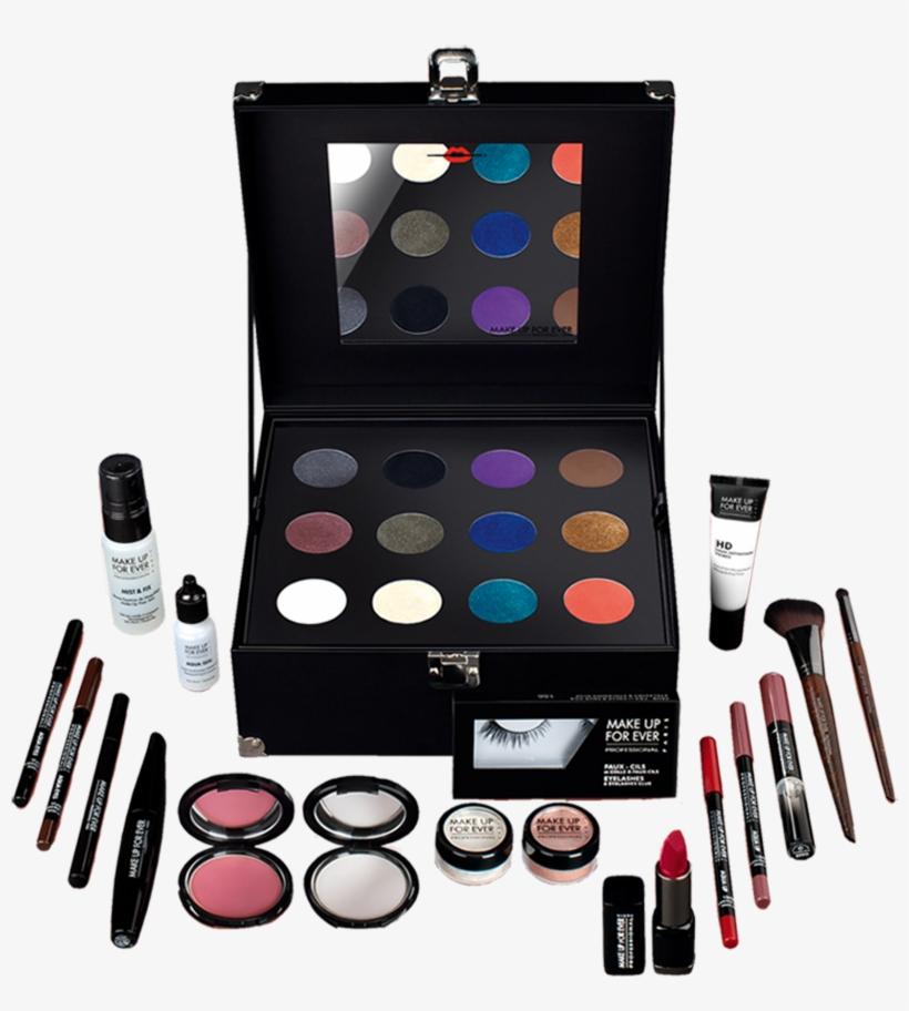 Makeup Kit Products Png Transparent Images - Produse Make Up Forever, transparent png #3880858
